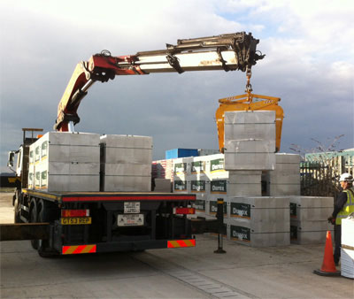Brick Transport & Storage South Wales