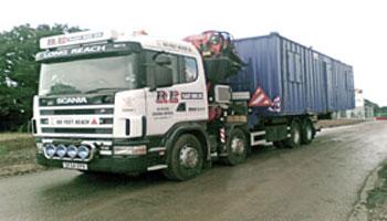 Wide loads