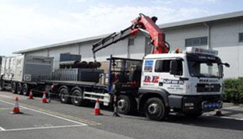 Transformer installation & transport